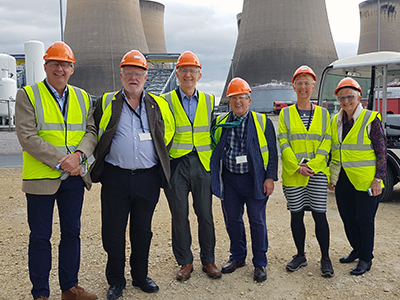 Industry Visit: Drax and Carbon Capture